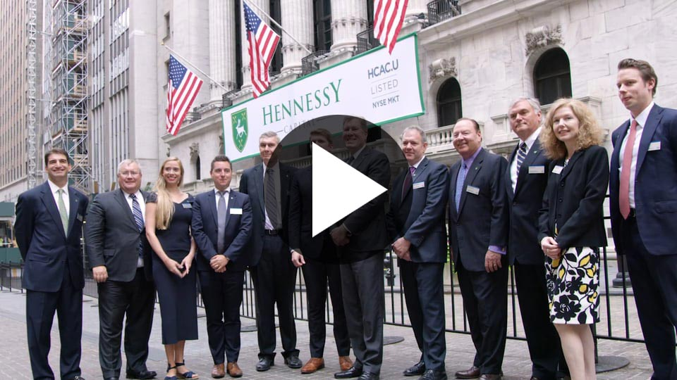 Hennessy at NYSE
